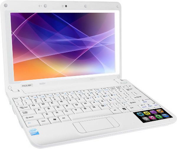 Prolink Announces Glee TA-009 Netbook