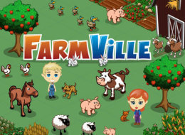 Photo of 12-Year-Old in Debt… That is, $1400 of FarmVille Debt