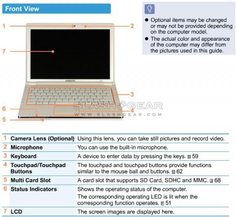 Samsung NC20 Manual Released