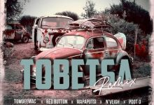 Sbuda Juice Links Up With N'veigh, Pdot O, Towdeemac, Red Button & Mapaputsi For Tobetsa Remix