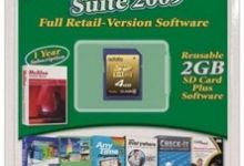 Netbook Software Suite on USB drive