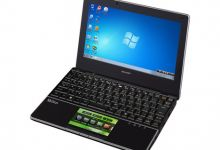 Sharp NJ70A Netbook Adds Optical Sensor LCD Trackpad To The Mix
