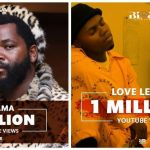 Sjava's Umama Hits 7M While Blaq Diamond's Love Letter Hits 1M Views on YouTube
