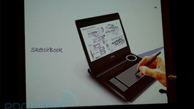 Photo of MSI Introduces the Idea of a SketchBook Netbook/Tablet