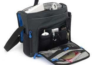 Photo of Skooba Design Releases 20-Pocket Netbook Messenger Bag
