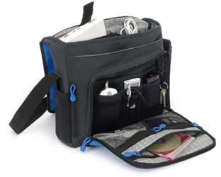 Skooba Design Releases 20-Pocket Netbook Messenger Bag