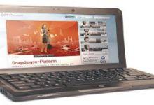 Qualcomm 'Smartbook' Netbook Competitor Announced