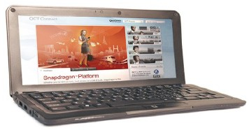 Photo of Qualcomm 'Smartbook' Netbook Competitor Announced