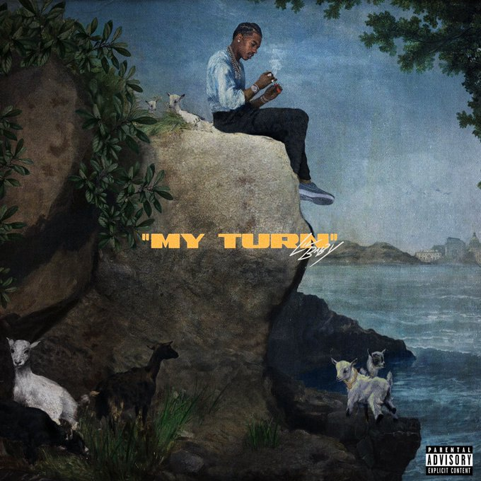 Lil Baby – My Turn Album Image