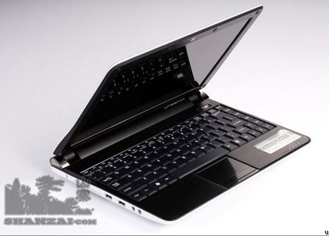 Suncu 12 and Acer Aspire D150 Netbooks Are Twins At First Glance