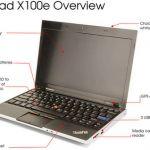 More Info On The Lenovo Thinkpad X100e Netbook
