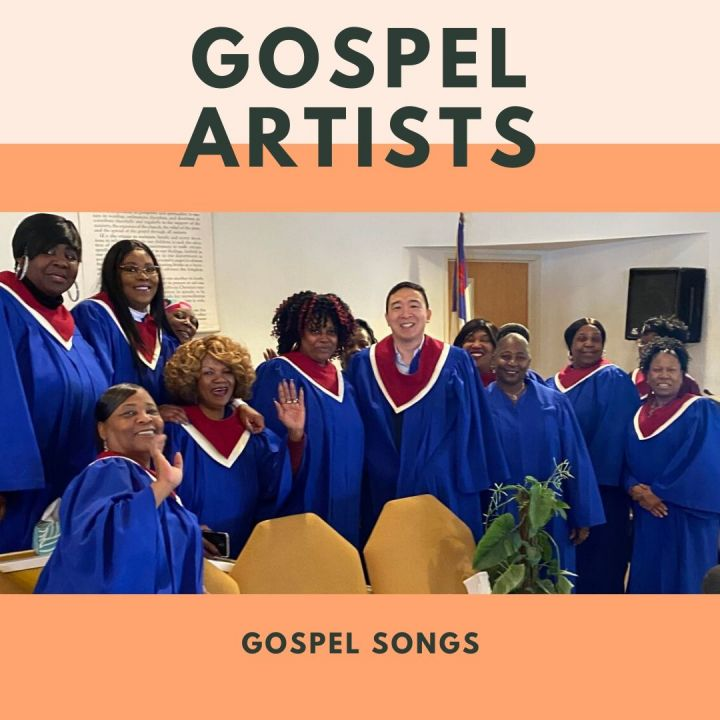 Photo of Top South African Gospel Artists And Their All Time Best Songs