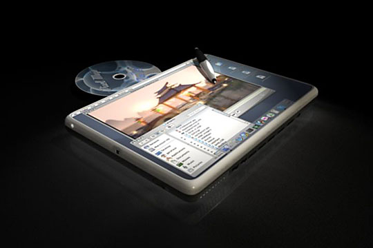 Apple to Announce Tablet