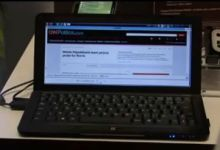 Photo of Wistron Firstbook Netbook Runs Linux With 3G