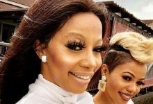 Zandie Khumalo Dumps Sister, Kelly