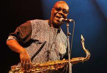 Photo of Afro-jazz Star Manu Dibango Dies Of Coronavirus Infection