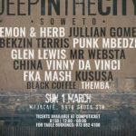 Listen To Black Coffee Live At Deep In The City Soweto