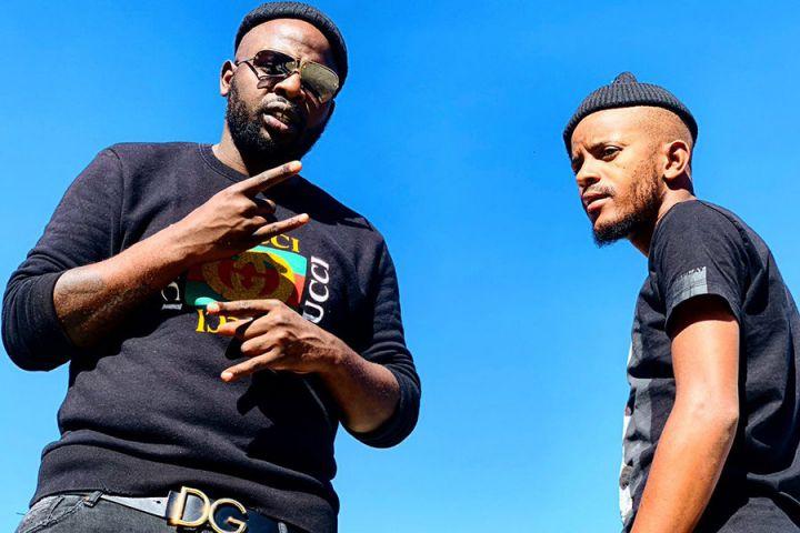 Watch DJ Maphorisa and Kabza De Small's Lit Beatbox Image