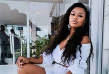 DJ Zinhle Wins Forbes Woman Africa Entertainer Award