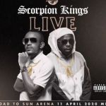 "Scorpion Kings, DJ Maphorisa & Kabza De Small Promotes Their Sun Arena Gig With A ""Road To Sun Arena 11 April Mix"""