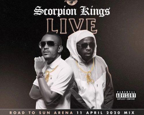 """Scorpion Kings, DJ Maphorisa & Kabza De Small Promotes Their Sun Arena Gig With A """"Road To Sun Arena 11 April Mix"""""""