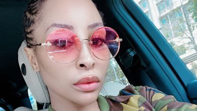 Photo of Khanyi Mbau Advices Fans To Sign Petition Against Reopening Of Schools