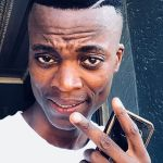 King Monada Heads To The Streets To Support Street Vendors Before 21-day Lockdown Begins