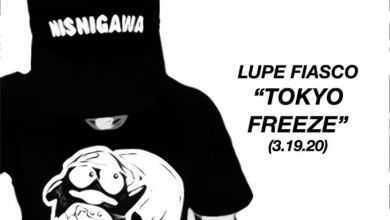 Photo of Lupe Fiasco Drops New Song 'Tokyo Freeze': Listen