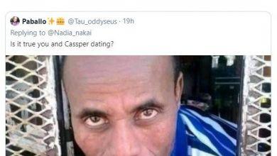 Photo of Nadia Nakai Responds To Cassper Nyovest Relationship Speculations