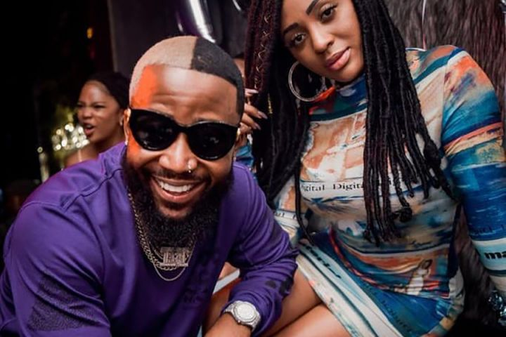 Nadia Nakai is Alarmed by Reports on Rumoured Romance With Cassper Nyovest Image