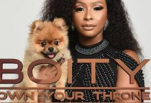 Photo of Own Your Throne: Boity Refuses To Sing