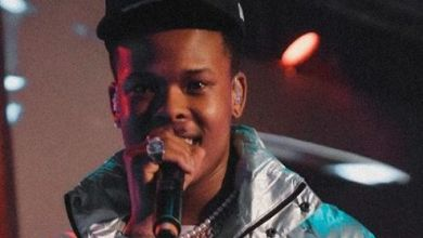 Photo of Nasty C Flashes New Stomach Tattoo