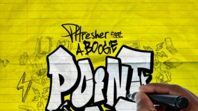 """Phresher & A Boogie Wit Da Hoodie Link Up On """"Point Em Out"""" Image"""