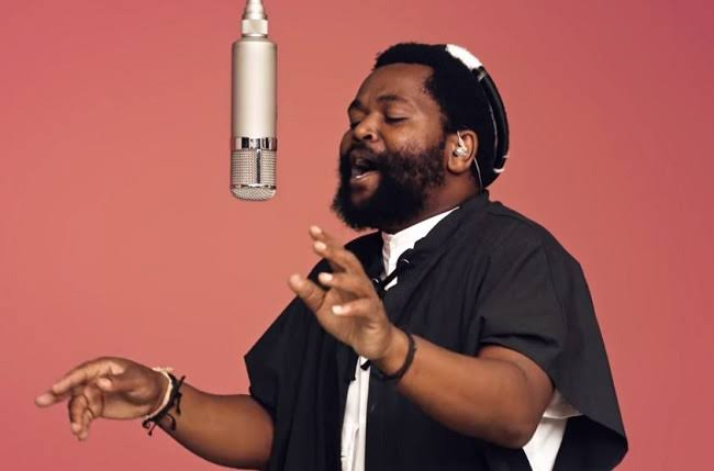 Sjava Is At A Secret Location Recording New Music Image