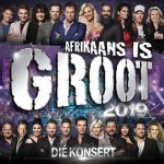 """News Live At Sun Arena Album By Afrikaans Is Groot 2019 Titled """"Die Konsert"""" At Time Square, Pretoria"""