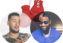 Cassper Replies Comment That Fighting AKA Would Be Stupid