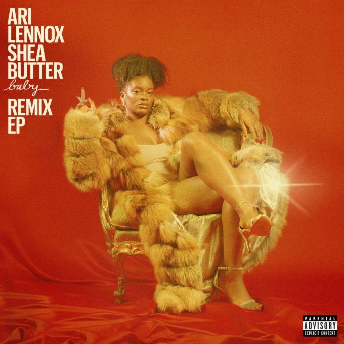 Ari Lennox – Shea Butter Baby (Remix) EP Ft. Smino, Doja Cat