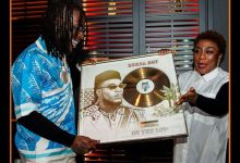 Photo of Burna Boy's 'On The Low' Goes Gold In France!