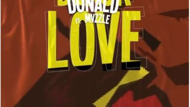 """Photo of Donald To Drop """"Black Love"""" Featuring Mvzzle This Friday, The 13th"""