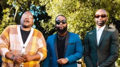 Photo of Did Cassper & Riky Rick Sort Things Out At The Black Coffes's Birthday Luncheon?