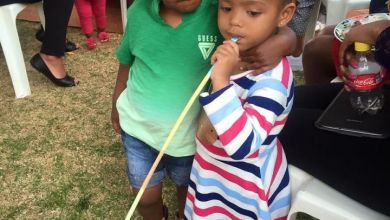 Photo of Watch DJ Arch Jnr's Younger Sister Jozie Shows Off Her DJ Skills