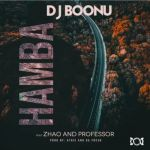 "DJ Boonu Teases A Professor And Zhao Collaboration Titled ""Hamba"""