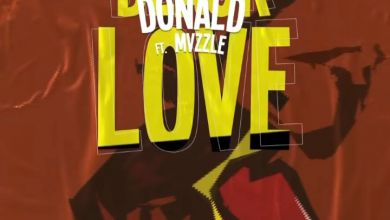 """Photo of Donald Celebrates """"Black Love"""" On New Song, features Mvzzle"""