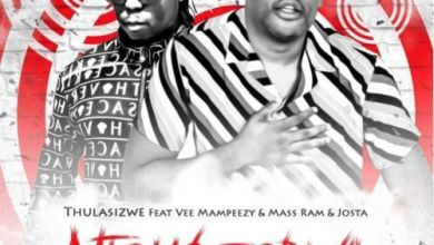 Thulasizwe Join Forces With Vee Mampeezy, Mass Ram & Josta For Ntombizodwa