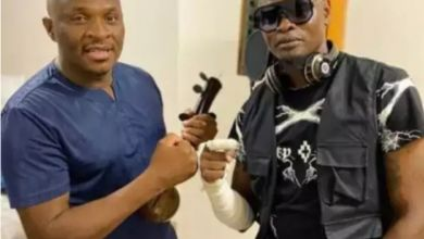 """Dr Malinga & Pallaso Link Up For """"Africa Show Me Love"""""""