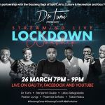 Dr Tumi, Benjamin Dube, Lebo Sekbogela & More To Live Stream A Lockdown Worship