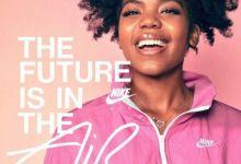 Photo of Elaine Partners With Nike