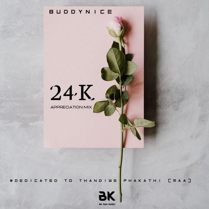 "Buddynice Dedicates A ""24K Appreciation Mix"" To Thandiwe)"