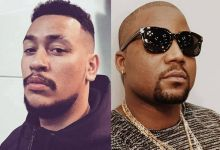 Photo of Cassper Nyovest Responds To Trolls Saying Him and AKA are Boring