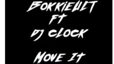 "Photo of BokkieUlt And DJ Clock Dubs ""Move It"""